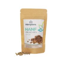 Bio Hanf Crunchies Natur